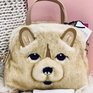 "🐶NWT Kate Spade Chow Puppy ""year of the dog"""